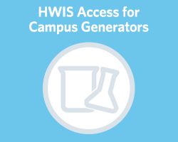 On campus Hazardous Waste Inventory System access